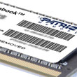 Patriot Memory Targets Ultrabook Users with Ultra Low Power SODIMM Modules