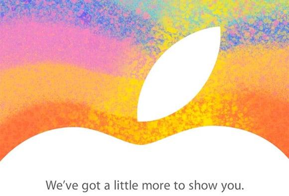 iPad Mini Invite