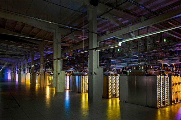 A Look At How Google Cools Its Data Centers And Servers