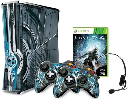 Xbox 360 Halo 4 Bundle
