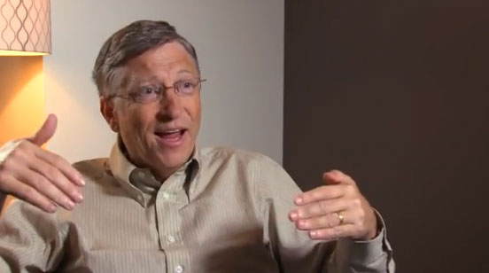 Bill Gates Interview With Steve Clayton On Technet