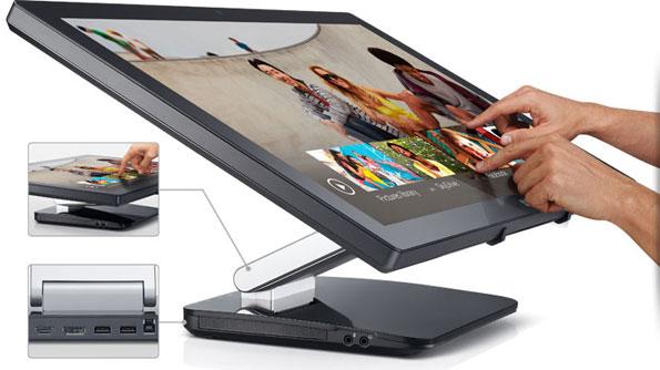 Dell S2340T monitor