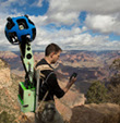 Google Street View Team Treks The Grand Canyon For Mapping