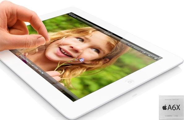 Apple iPad with A6X