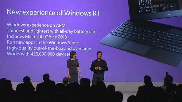 Windows 8 launch