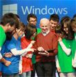 "Microsoft's Steven Sinofsky Calls The iPad mini ""Recreational"""