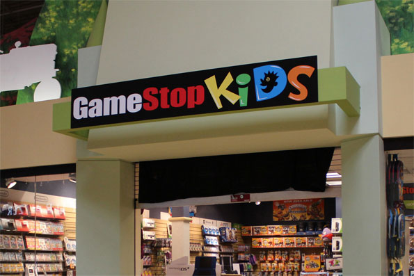 GameStop Kids Store