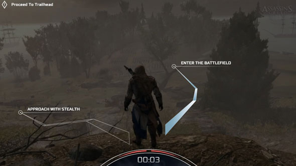 You Choose Connor's Path In Assassin's Creed III
