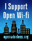 EFF and Other Groups Push For Free Open WiFi Movement