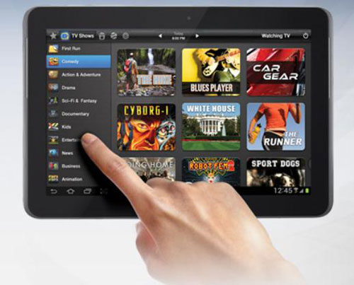 Sprint To Get First 4G LTE Tablet On November 11   HotHardware