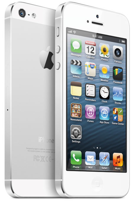 iPhone 5 Has Several Power Amplifiers