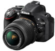 Nikon Introduces Mid-Range D5200 DSLR With 24.1MP Sensor