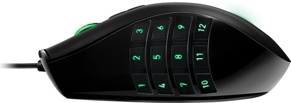 Razer Naga Mouse