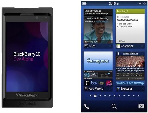 BlackBerry 10 Dev