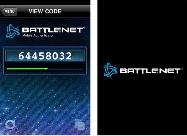 Battle.net mobile authenticator