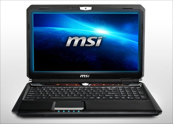 MSI GX60 Notebook