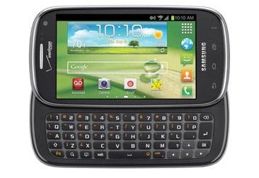 Samsung's Galaxy Stratosphere II Coming Soon To Verizon ...