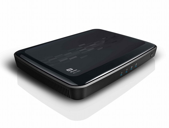 WD My Net AC router