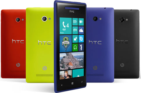 The Windows Phone 8x By Htc Is Available For About 200 With A Contract While Nokia Lumia 822 Runs 100 And After 50 Mail In
