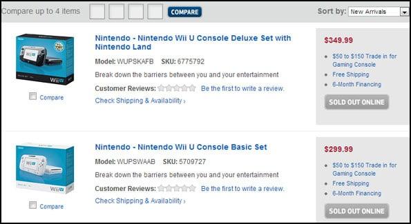 Wii  U Best Buy