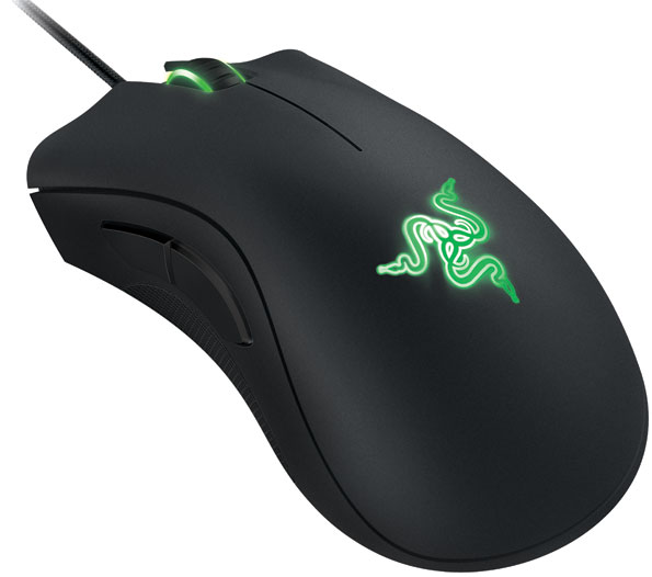 Revamped Razer DeathAdder