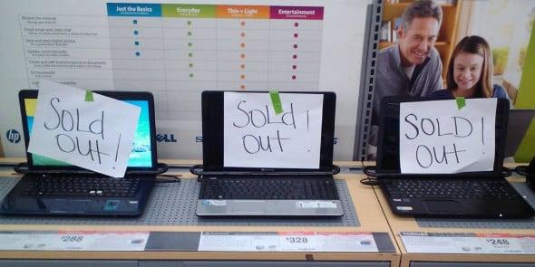 Walmart Windows 8