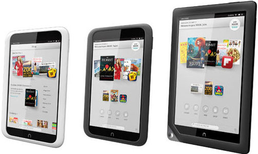 Nook Devices
