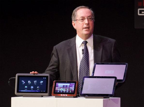 Paul Otellini Tablets