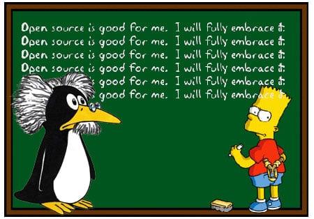 Open Source Simpson