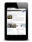 Google News Rendering Sees Vast Improvement On Tablets: Sign Of Things To Come For Android?