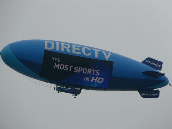 DirecTV Blimp