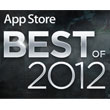 Apple Announces Best iPhone and iPad Apps of 2012