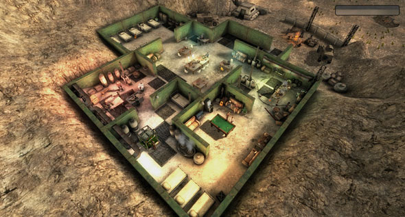 Forsaken fortress a cross platform pc mac linux for Zombie build