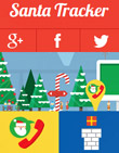 "Google Says ""Who Needs NORAD?"" Check Out The Google Santa Tracker"