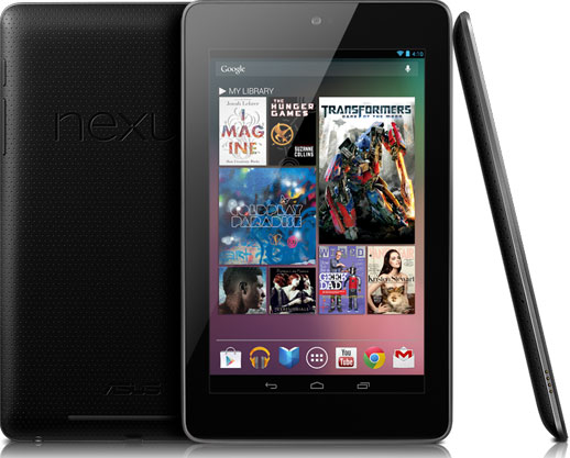 The Google Nexus 7 May Get A New Price