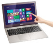 "Asus Reveals 15"" Zenbook Touch U500VZ Laptop With Windows 8, Dual SSDs"
