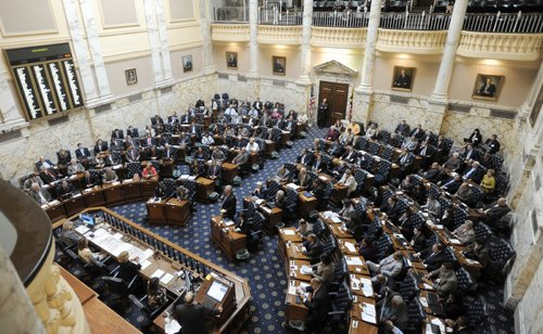 Maryland legislature