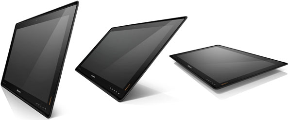 Lenovo Horizon Angles