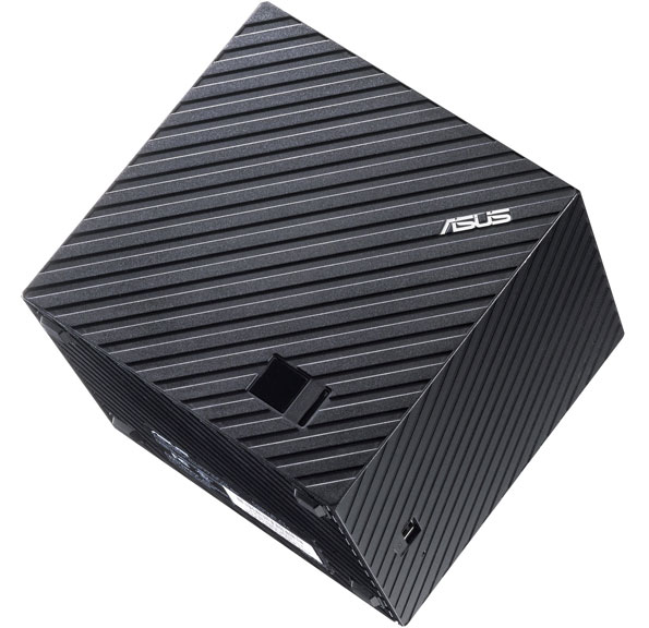 Asus Qube with Google TV