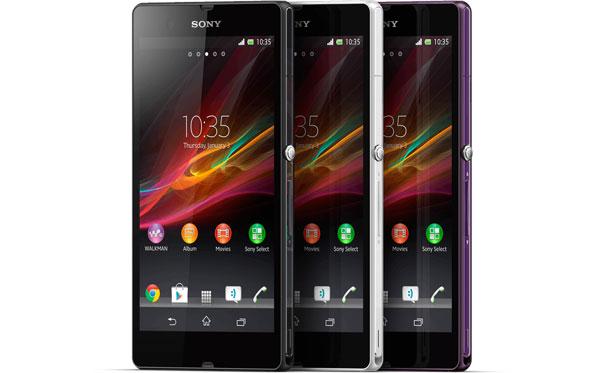 Xperia Z Phones