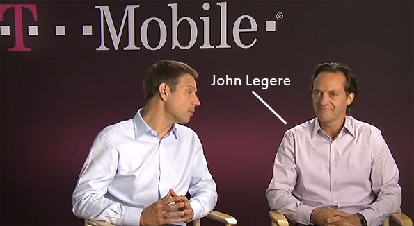 T-Mobile's John Legere