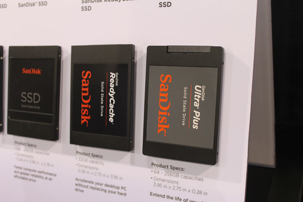 SanDisk Ultra Plus SSD For Consumers