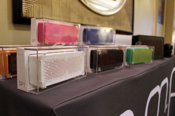 Antec SP1 Portable Bluetooth Speakers
