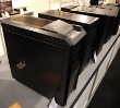 Lian-Li Teases Slew of All-Metal, All-Black Pre-Production Cases at CES 2013