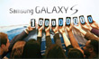 Samsung's Galaxy S Line Reaches The 100 Million Mark