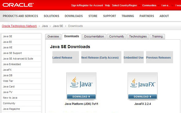 The Java 7u11 Update
