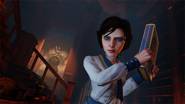 BioShock Infinite Girl