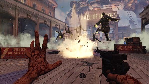 BioShock Inifinte Screenshot