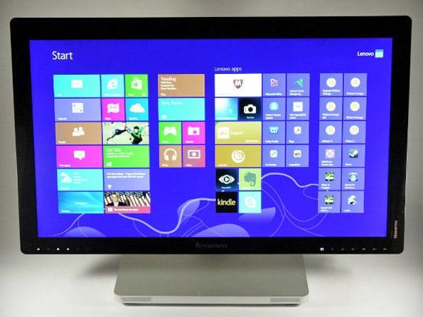 Lenovo IdeaCentre A720 Windows 8 All-In-One PC
