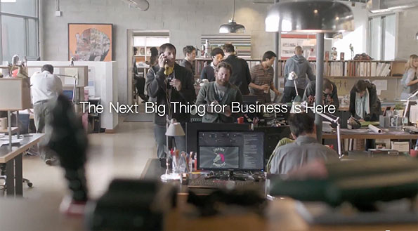 Samsung Business Tagline